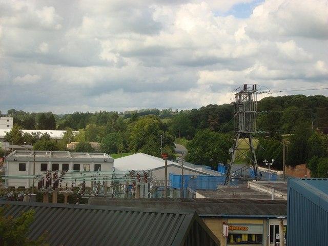 Electricity Sub-Station, Ledbury