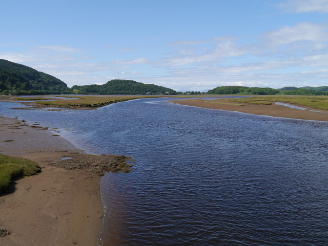 Add Estuary From Islandadd Bridge