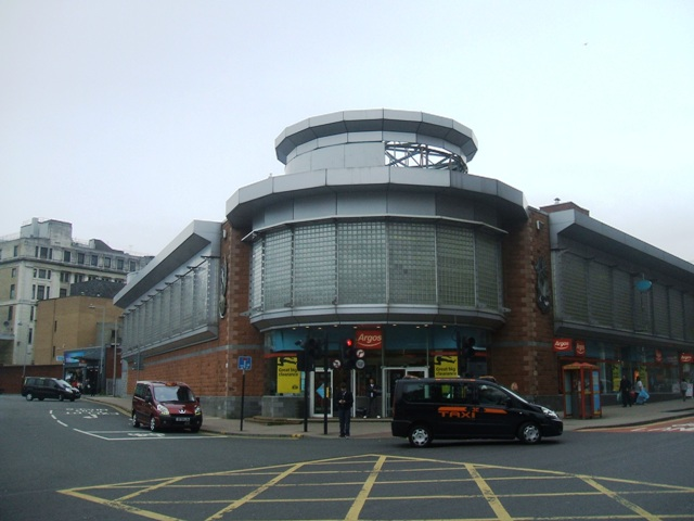 Argos store on Stockwell Street