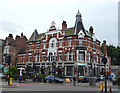 TQ3274 : Herne Hill:  The 'Half Moon' by Dr Neil Clifton