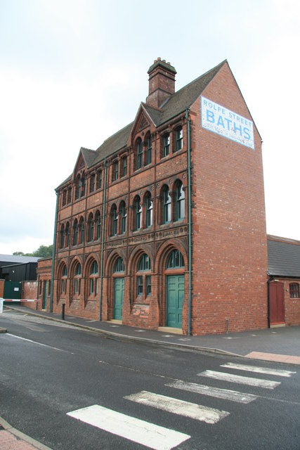 Black Country Living Museum - Rolfe Street Baths