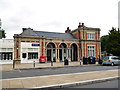 TQ3274 : North Dulwich station by Dr Neil Clifton
