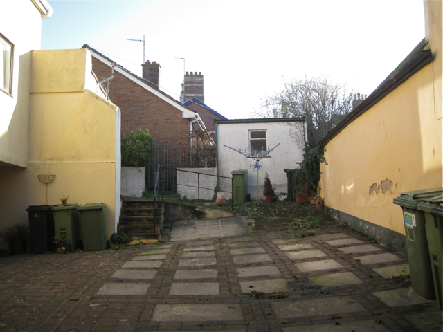 The Mews, rear of Exeter Street