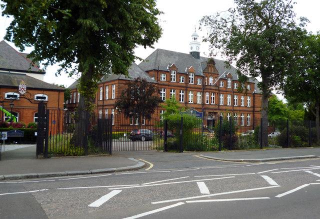 Dulwich:  Alleyn's School