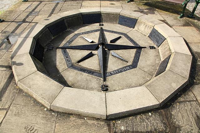 Compass, Purfleet Quay