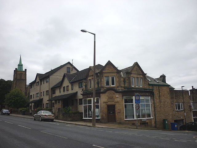 Former Co-op, Greaves, Lancaster