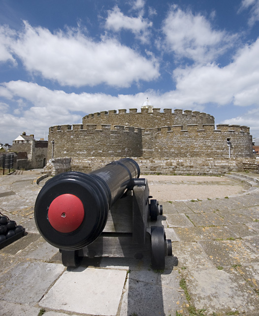 Bastion cannon, Deal Castle