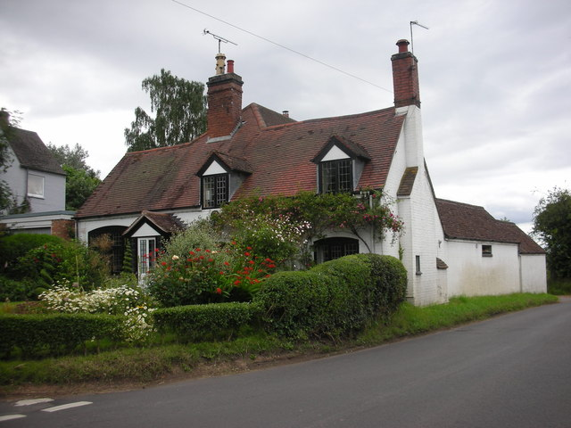 Cottage on the corner, Offchurch