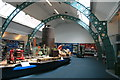 SO9591 : Black Country Living Museum - display in former swimming baths by Chris Allen