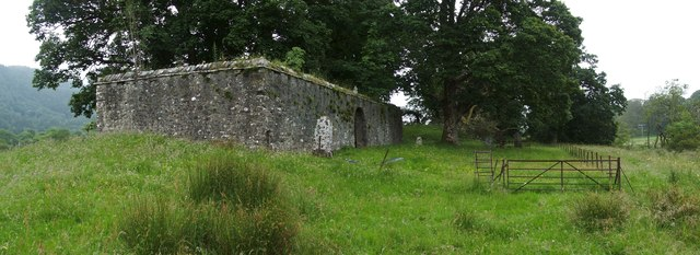 Buchanan burial ground, Callander