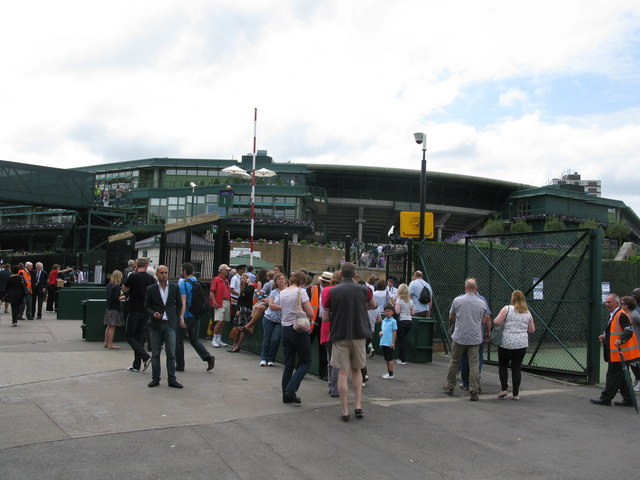 Wimbledon No. 1 Court