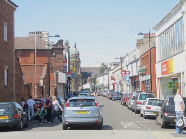 Finkle Street, Workington