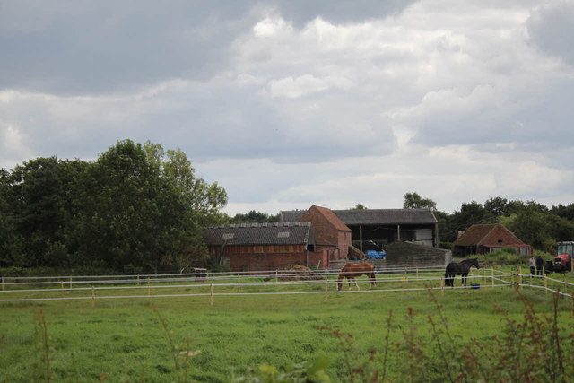 Wood Farm, Thorney Moor