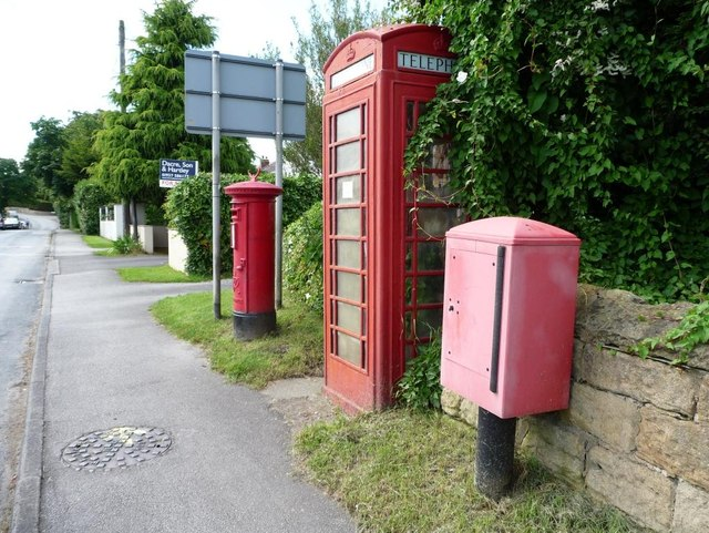 Communications, Syke Lane, Scarcroft