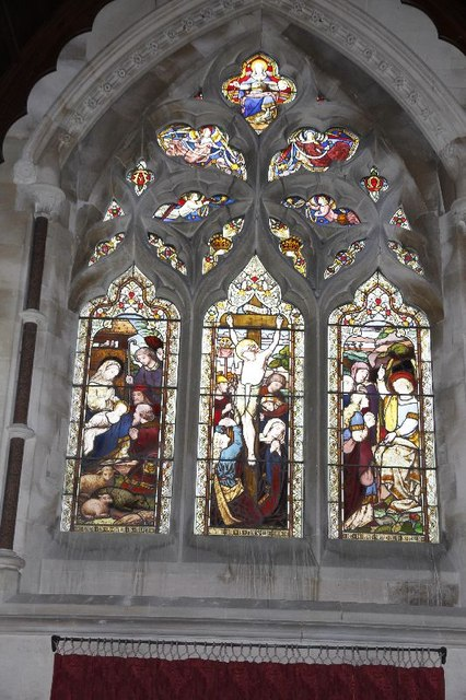 The Chancel Window