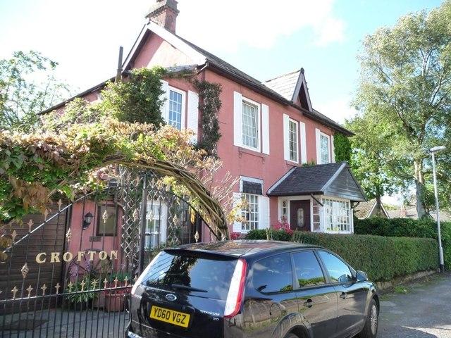 Crofton Villa, Crofton Terrace, Shadwell