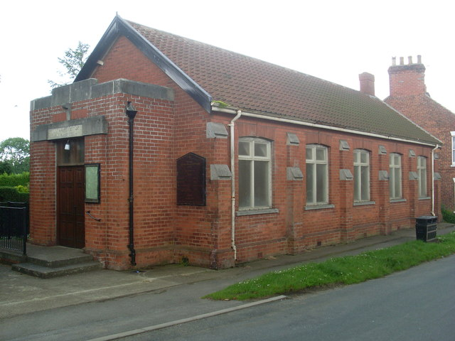 Patrington Primitive Methodist (Continuing) Church