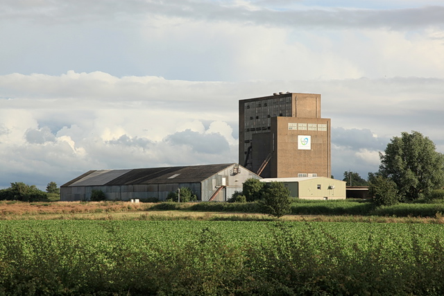 Animal feed factory, Chettisham Business Park