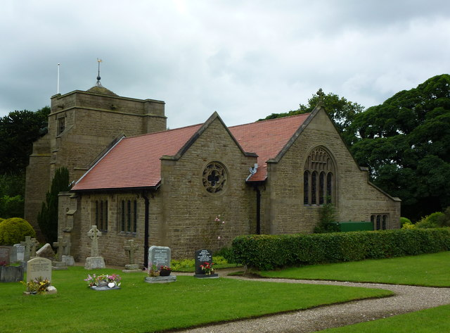 All Saints' Church, Barnacre
