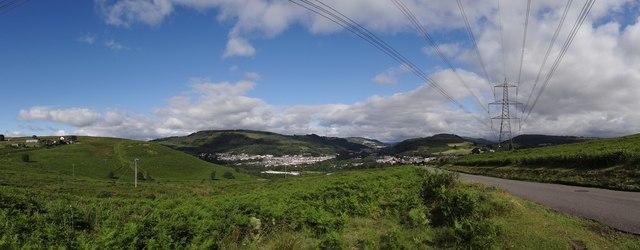 Abercynon Panorama