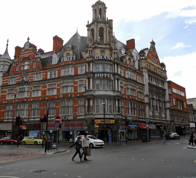 Leicester-Grand Hotel