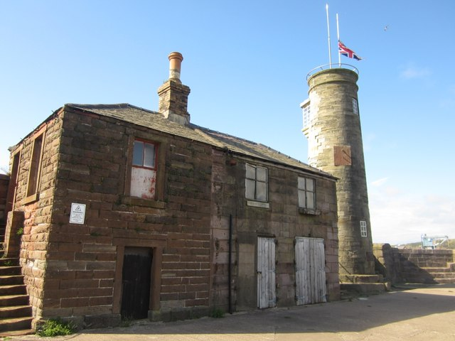 The Watch House, Old Quay, Whitehaven Marina