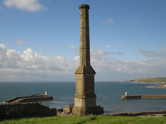 The Candlestick Chimney, Whitehaven