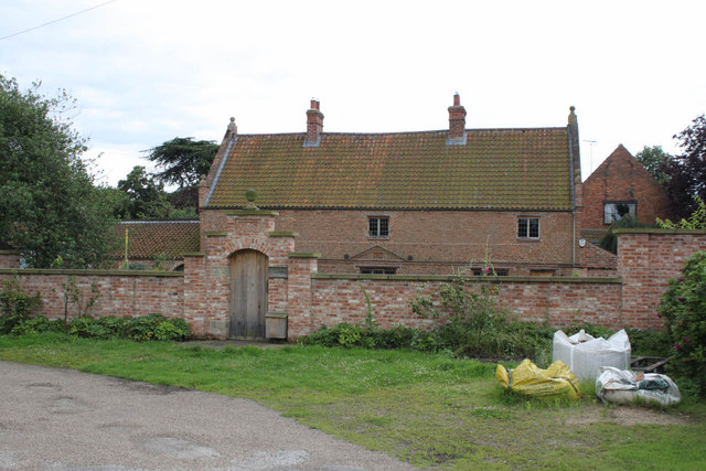 The Old Manor House, Thorney