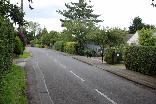 West Road, Thorney