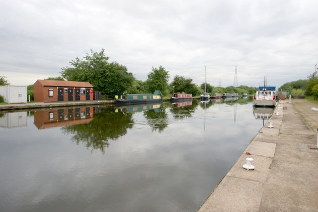 Stainforth and Keadby Canal, Keadby