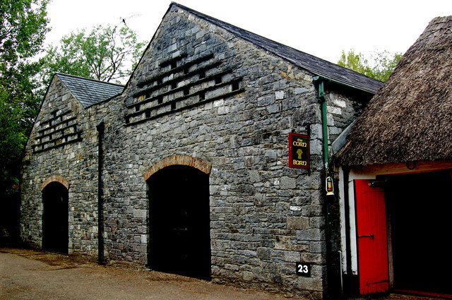 Bunratty Park - Site #23 - Corn Barn