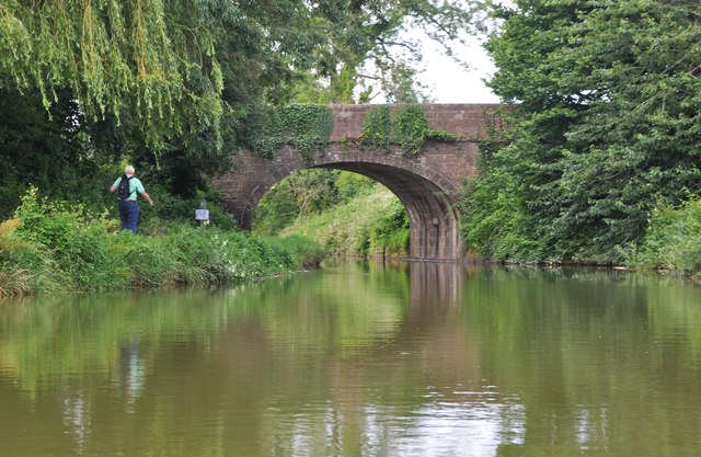 Tiverton : Grand Western Canal & Tidcombe Bridge