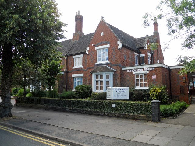 Rugby-Clifton Road Surgery