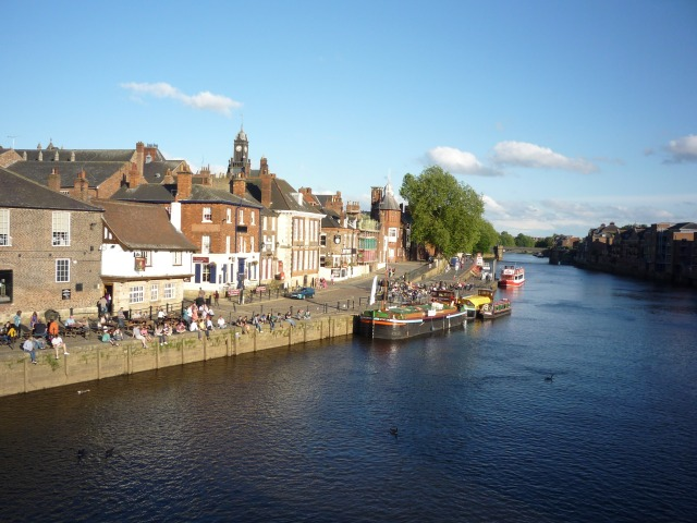 Ouse and King's Staith