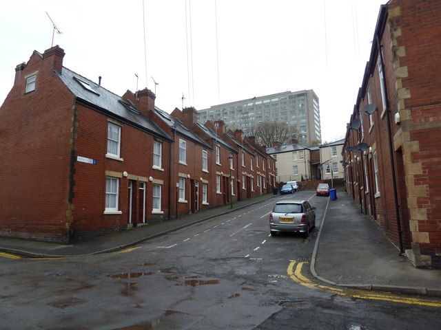 Eyre Street The Moor Car Park Sheffield
