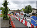SK5538 : Lenton Lane junction by Alan Murray-Rust