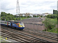 SK5538 : Lenton Junction bridge site by Alan Murray-Rust