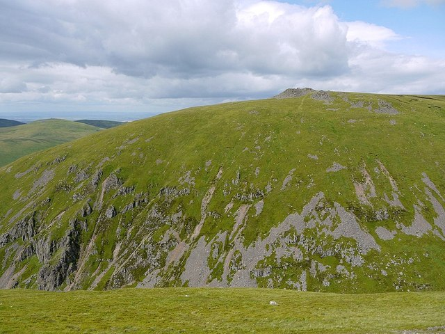 West Hill above the Hen Hole