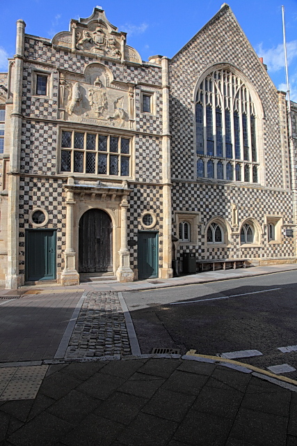 Guildhall of the Holy and Undivided Trinity, King's Lynn