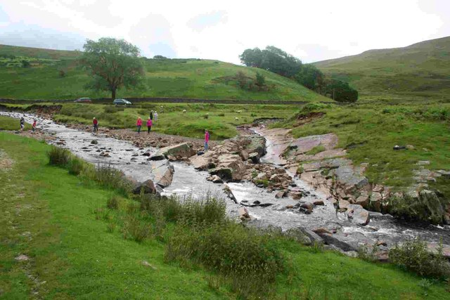 Confluence of Barbon Beck and Aygill