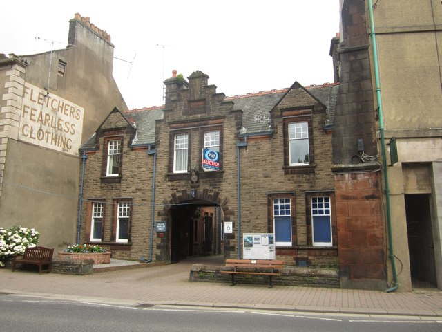 Former Police Station, Cockermouth