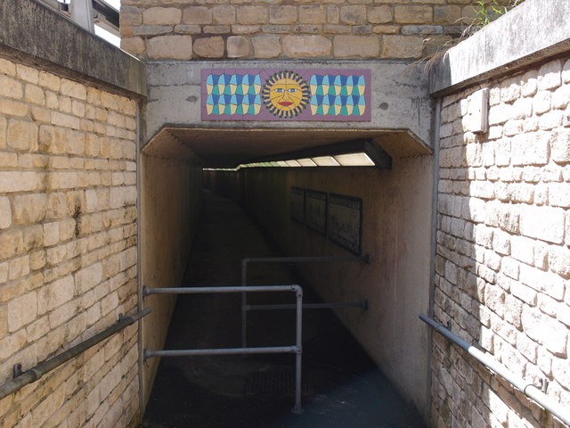 Wansford Subway