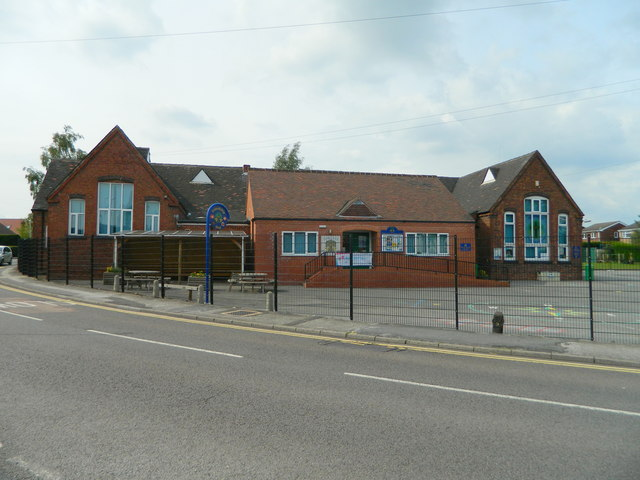 Underwood C of E Primary School