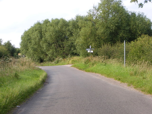 Chesterton Road Crossroad
