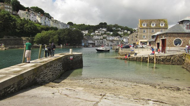 Slipway at Looe