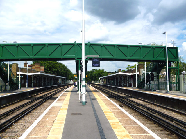 Tulse Hill Station