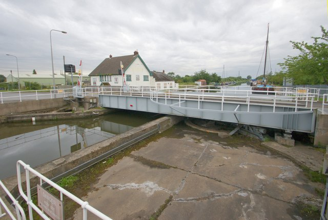 Swing Bridge, Keadby