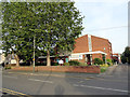 TQ5188 : Romford United Reformed Church by Phil Gaskin