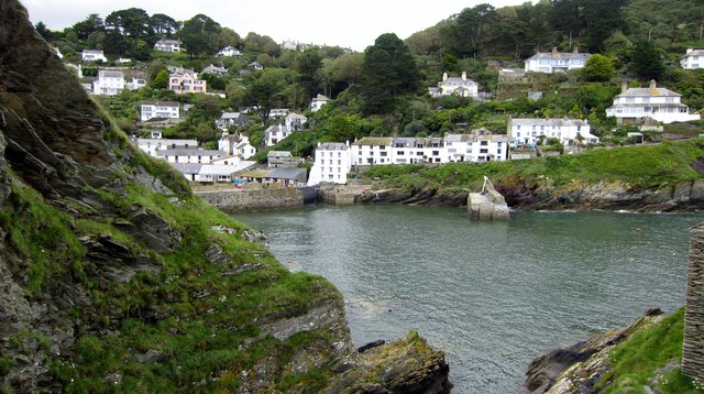 Scilly Cove & Warren, Polperro