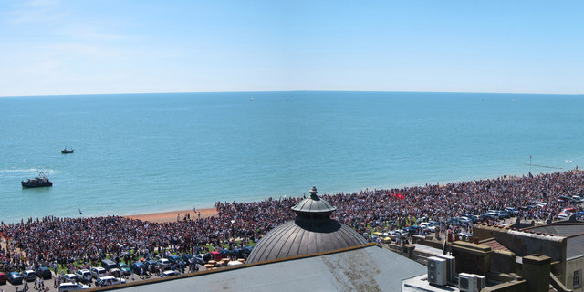 Largest Gathering of Pirates, Hastings Pirate Day